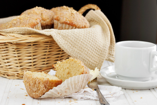 Good Morning Maple Muffins