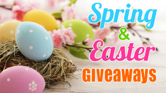 Sweeties Sweeps Spring & Easter Giveaways Roundup