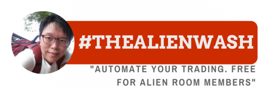 Automate your trading. Free for Alien Room members
