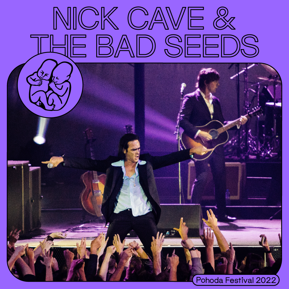 Pohoda Festival: Nick Cave & The Bad Seeds at Pohoda 2022 4