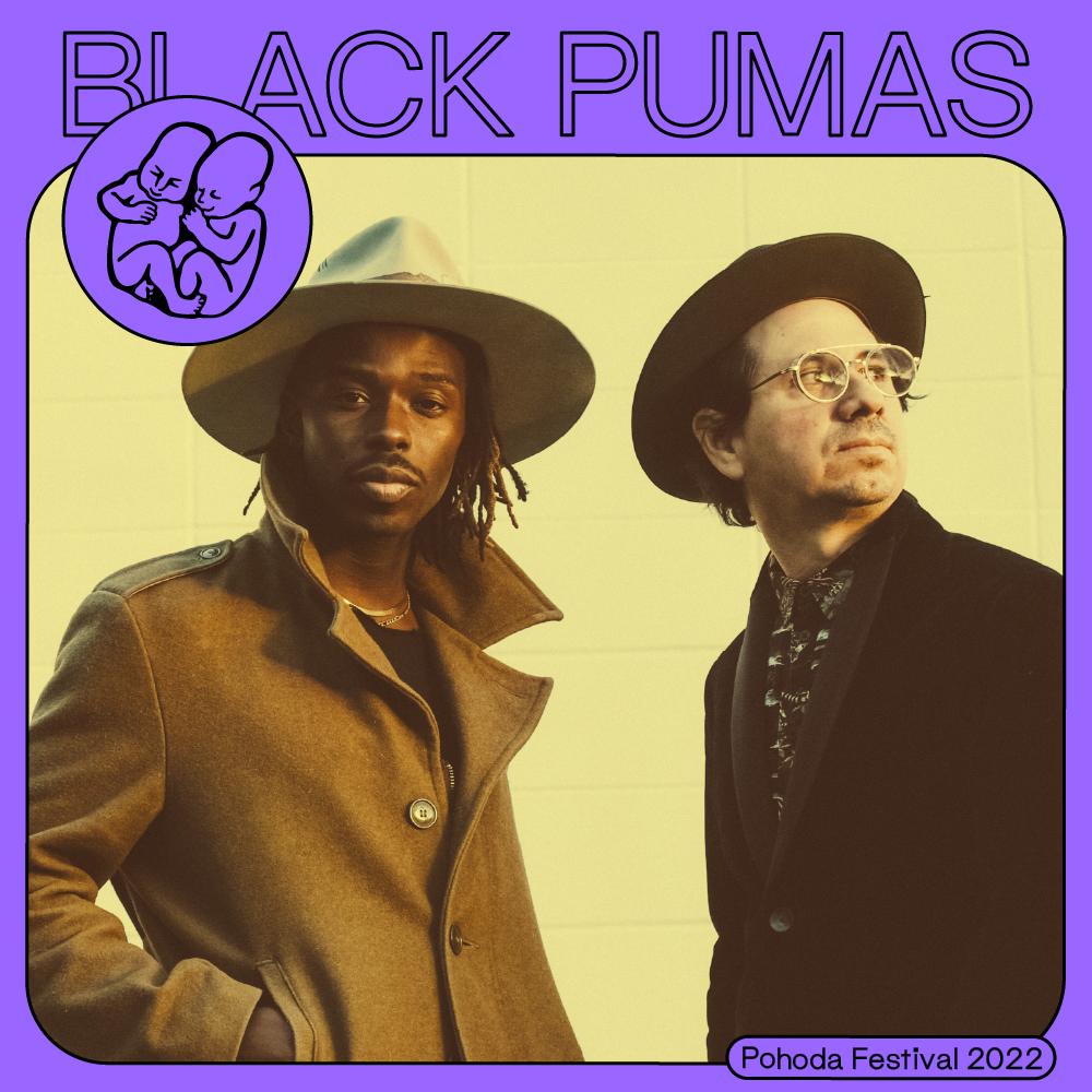 Pohoda Festival 2022: Black Pumas at Pohoda 2022 2
