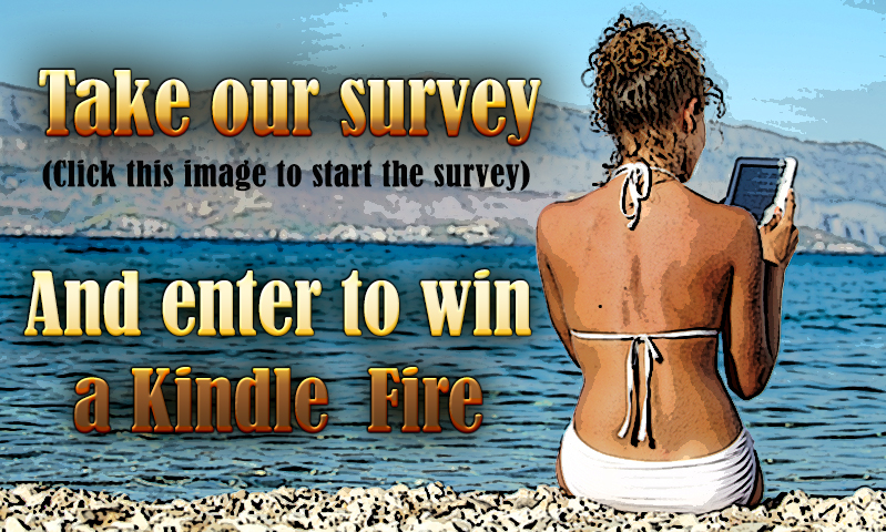 Take our survey and win a Kindle Fire