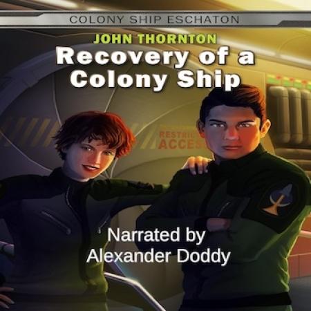 Recovery of a Colony Ship: Colony Ship Eschaton
