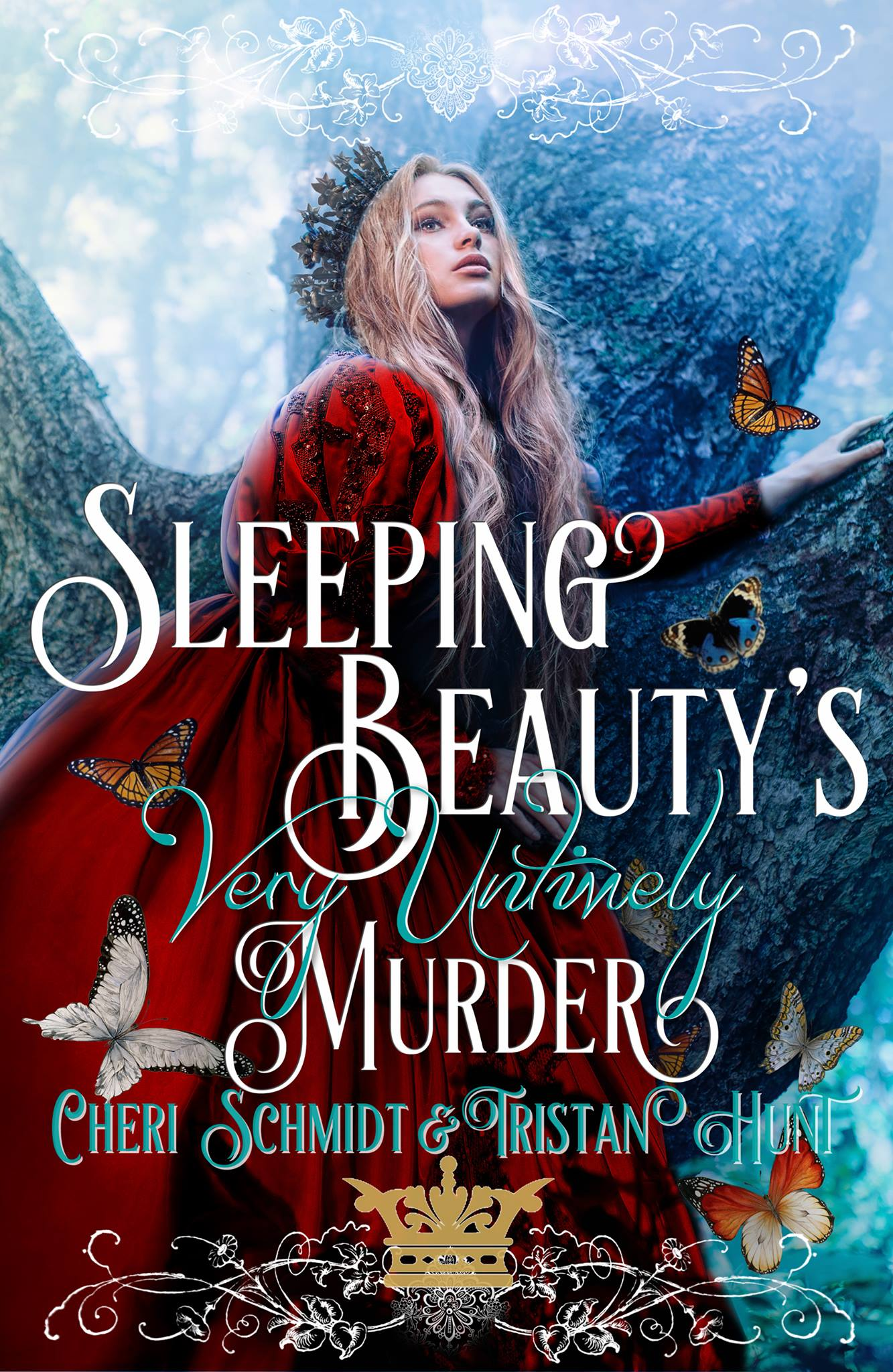 Sleeping Beauty's' Very Untimely Murder