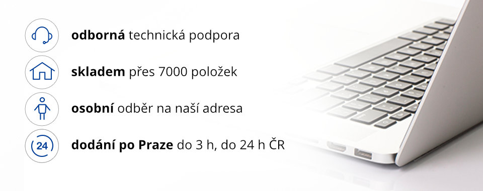 Proč si vybrat SECOMP PC Plus CZ