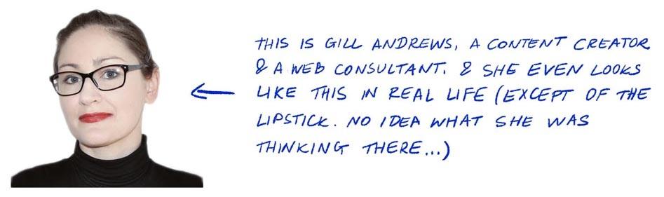 Gill Andrews