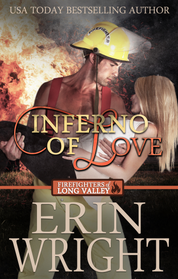 Inferno of Love by Erin Wright