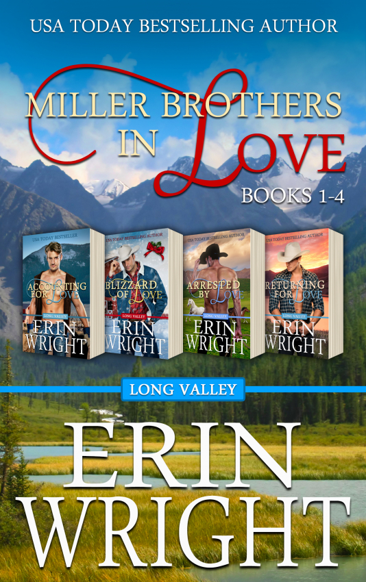 Miller Brothers in Love by Erin Wright