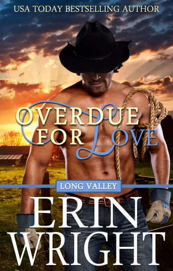 Overdue for Love by Erin Wright