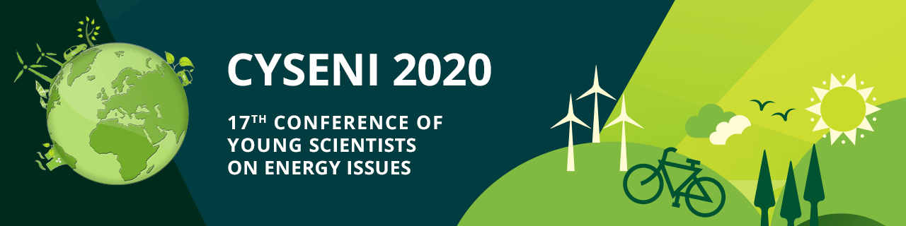 International Conference of Young Scientists on Energy Issues (CYSENI 2020)