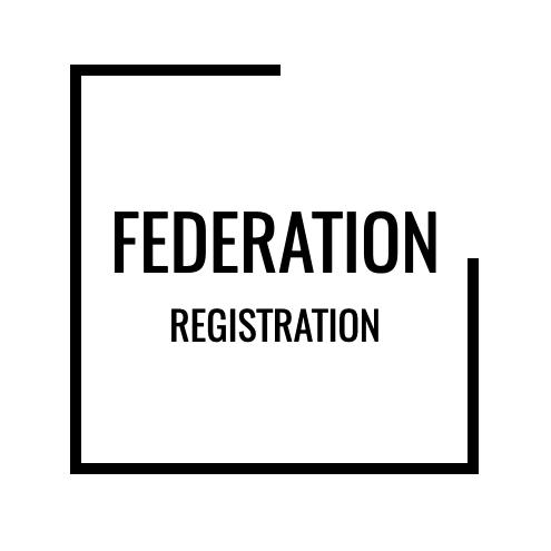 FEDERATION REGISTRATION