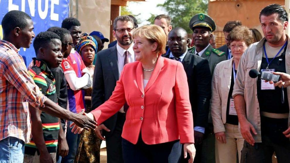 Merkels politische Agenda – Afrika zuerst!