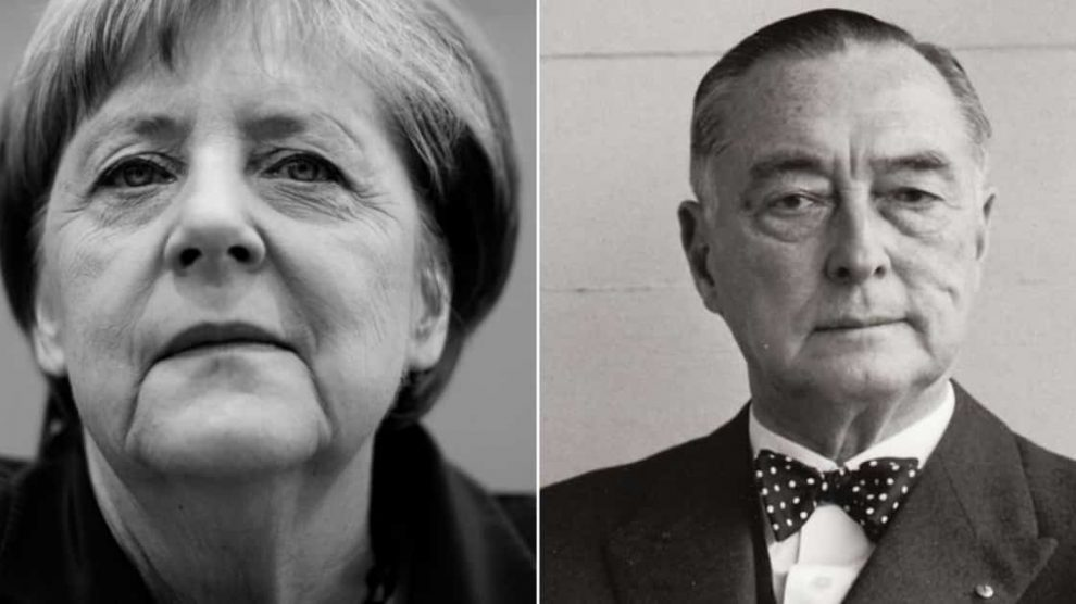 Die geplante Zerstörung Europas: Angela Merkel und der Coudenhove-Kalergi-Plan