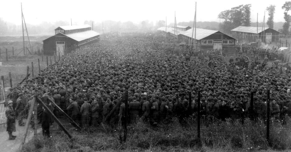 Rheinwiesenlager: Der vergessene Völkermord der Alliierten an den Deutschen