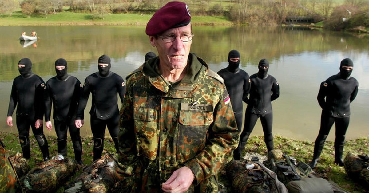 Frontalangriff auf Merkels Schundregierung: General Reinhard Günzel spricht Klartext