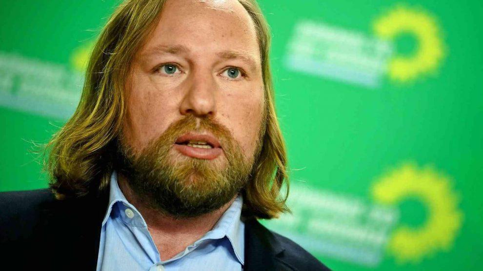 """Anton Hofreiter (Grüne): """"Die AfD ist eine Partei von Säufern und Schlägern"""""""