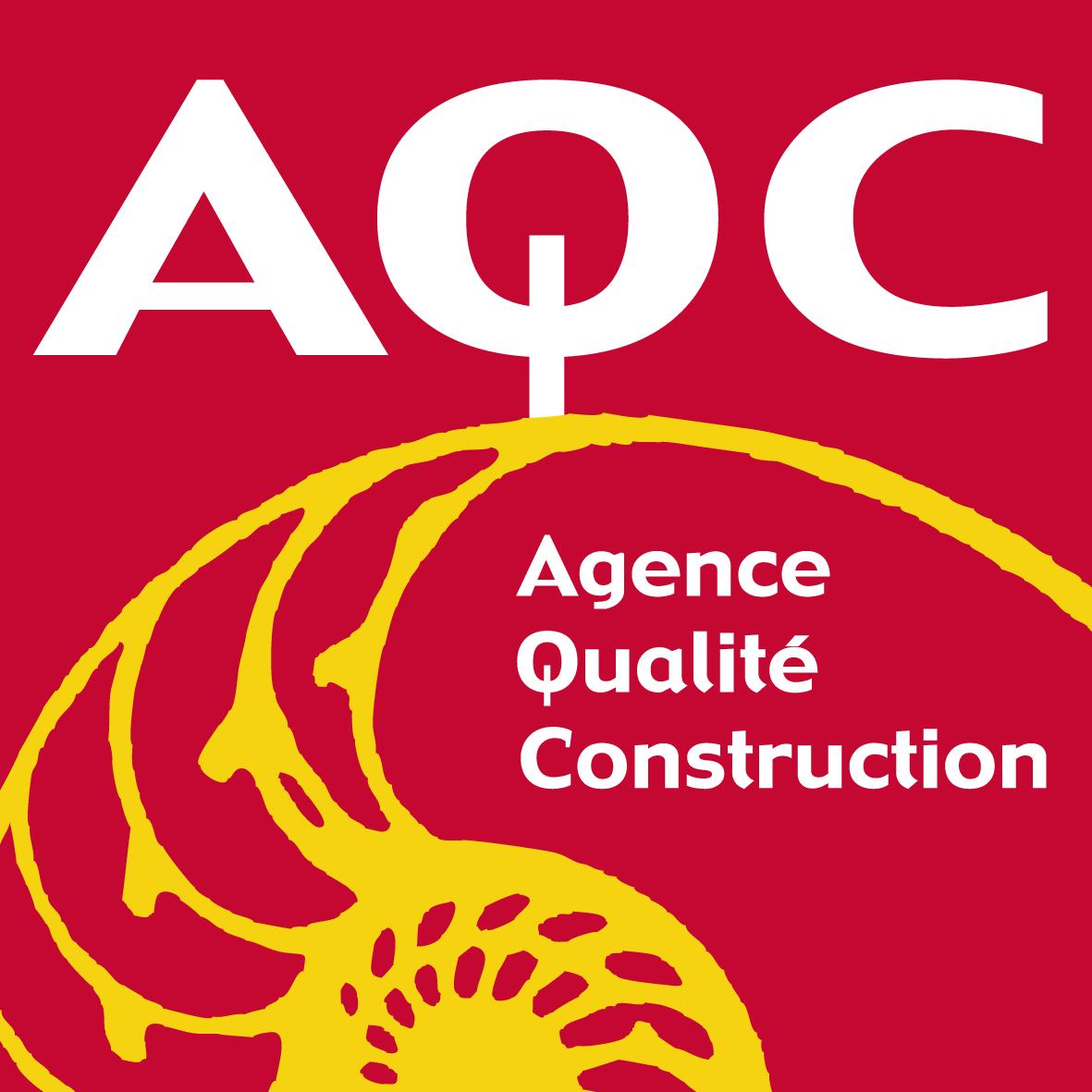 Logo de l'Agence Qualité Construction (AQC)