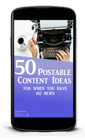 50 Postable Content Ideas