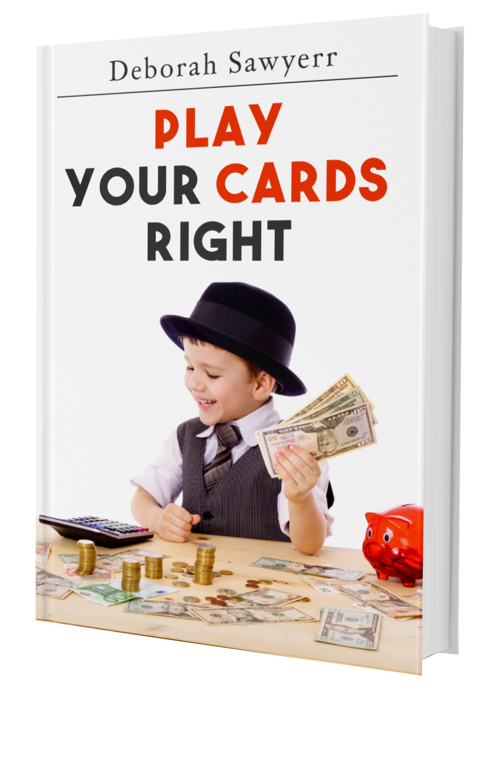 Play Your Card Right On Pinterest