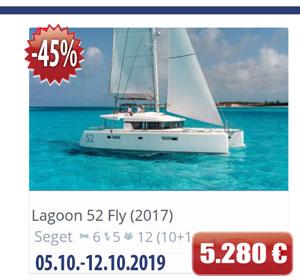 Lagoon 52 Fly (2017)