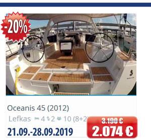 Oceanis 45 (2012)