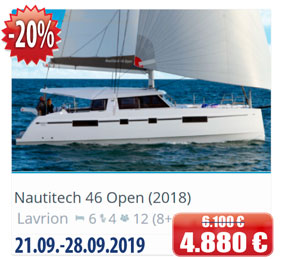 Nautitech 46 Open (2018)