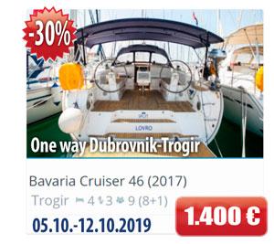 Bavaria Cruiser 46 (2017)
