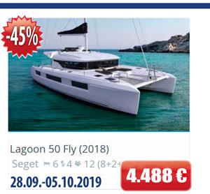 Lagoon 50 Fly (2018)
