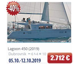 Lagoon 450 (2019)
