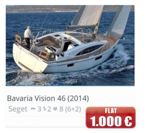 Bavaria Vision 46 (2014)