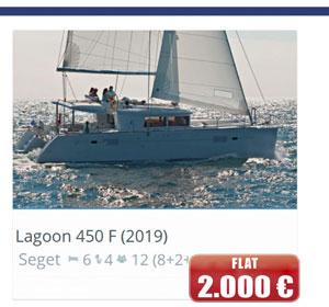 Lagoon 450 F (2019)