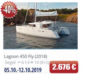 Lagoon 450 Fly (2018)