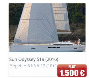 Sun Odyssey 519 (2016)