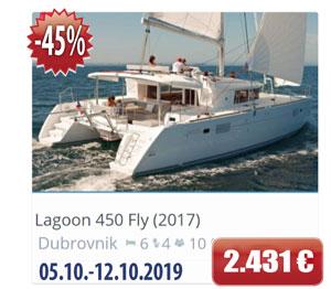 Lagoon 450 Fly (2017)