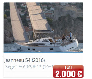 Jeanneau 54 (2016)