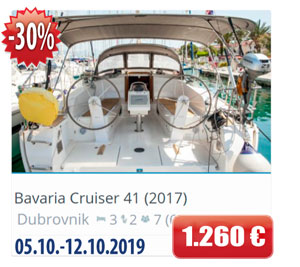 Bavaria Cruiser 41 (2017)