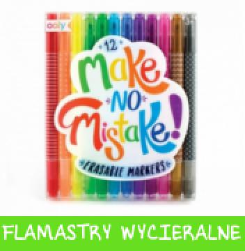 FLAMASTRY WYCIERALNE