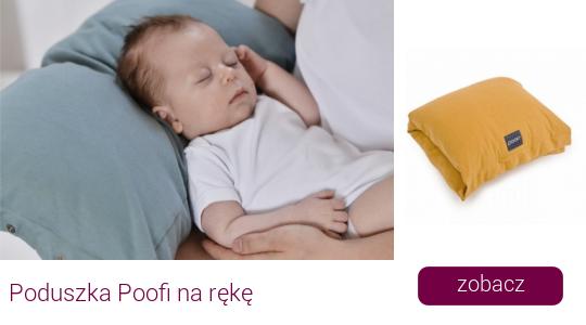Poduszka Poofi na rÄ™kÄ™
