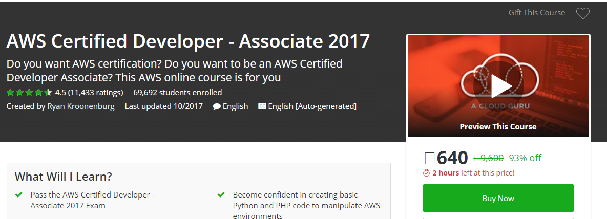 Top Aws Linux Devops And Python Courses On Sale For 10 Udemy
