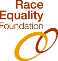 Race Equality Fuondation Logo