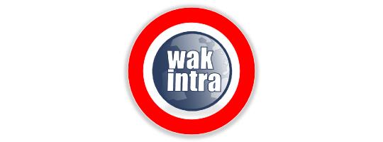 Domovská stránka WAK INTRA