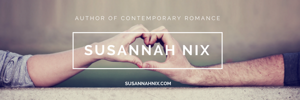 Susannah Nix | Author of Contemporary Romance | susannahnix.com