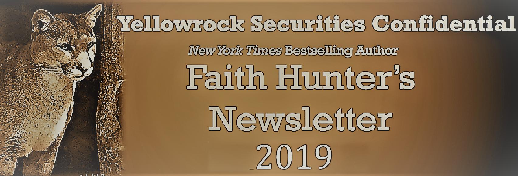 Reading Order through 2017 | Faith Hunter
