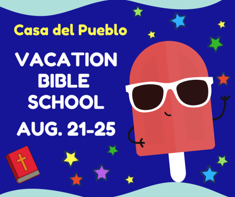 Lehman Memorial United Methodist Church Hatboro PA Casa del Pueblo Latino Ministry Vacation Bible School