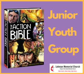 Lehman Memorial United Methodist Church Hatboro PA Christian Education Junior Youth Group