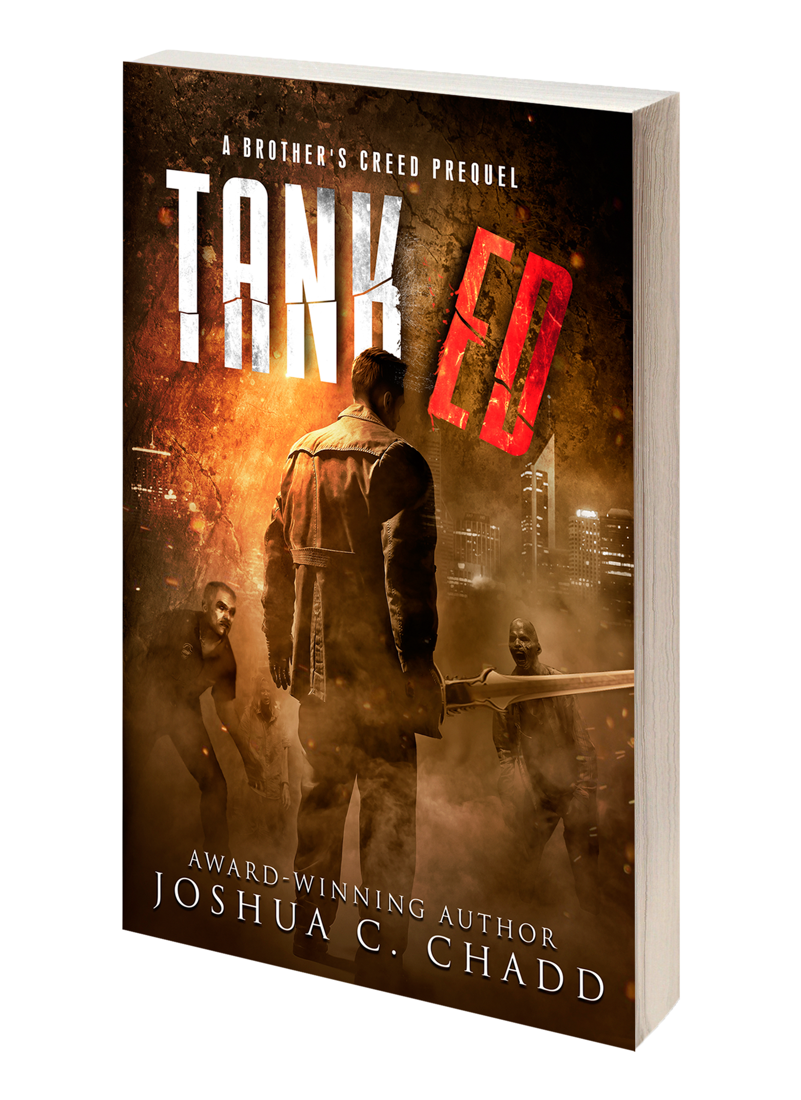 Tanked Cover