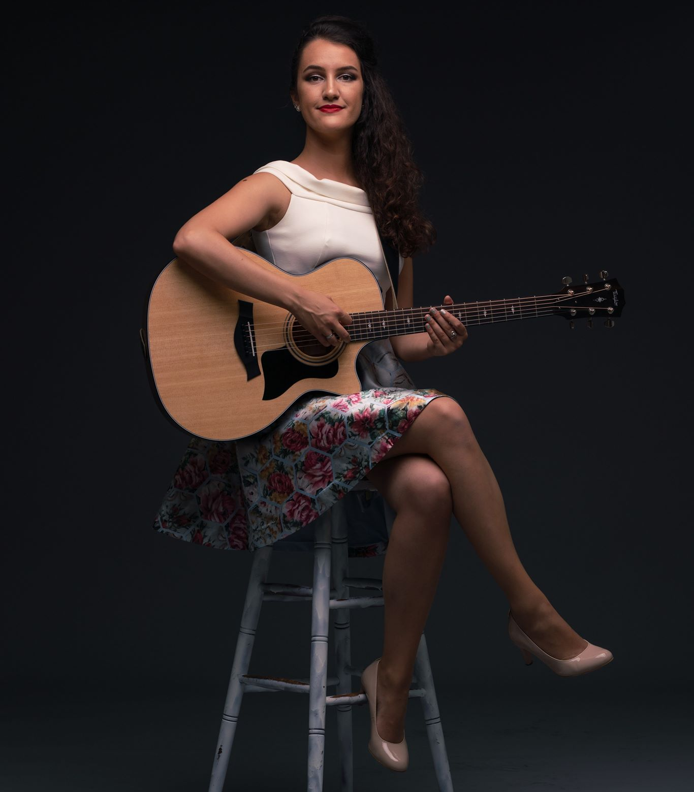 Neli Harper guitarist, online free tips, scale exercise