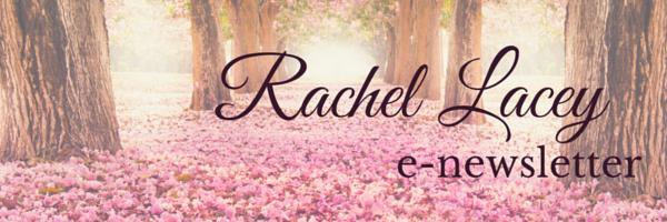 Rachel Lacey eNewsletter