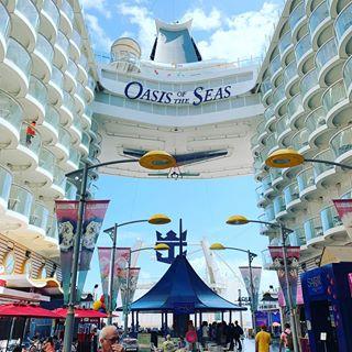 Лайнер недели:Oasis of the Seas! Круизы от 521$/чел.! 1