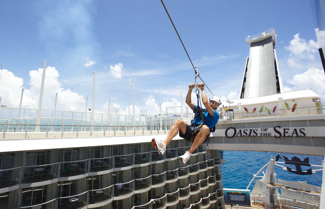 Лайнер недели:Oasis of the Seas! Круизы от 521$/чел.! 5